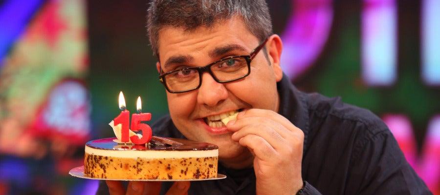 Otra Movida celebra los 15 años de Flo en televisión