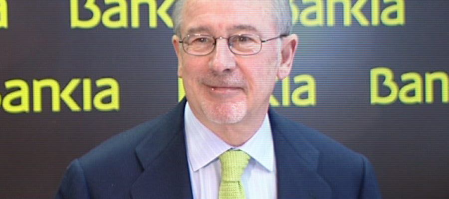 Rodrigo Rato, en su etapa en Bankia