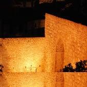 Una de las murallas de Talavera de la Reina