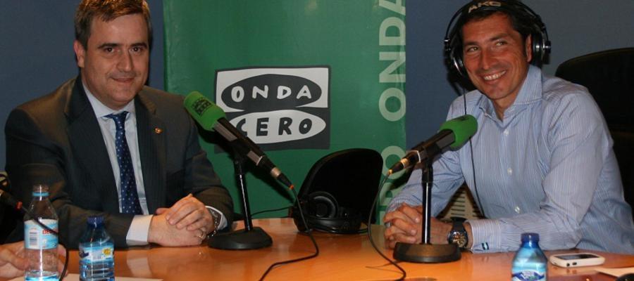 Miguel Cardenal, Presidente del consejo superior de deporte, en Al Primer Toque
