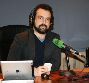 Nacho Vigalondo en Julia en la onda