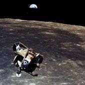 Imagen de la misión Apolo 11