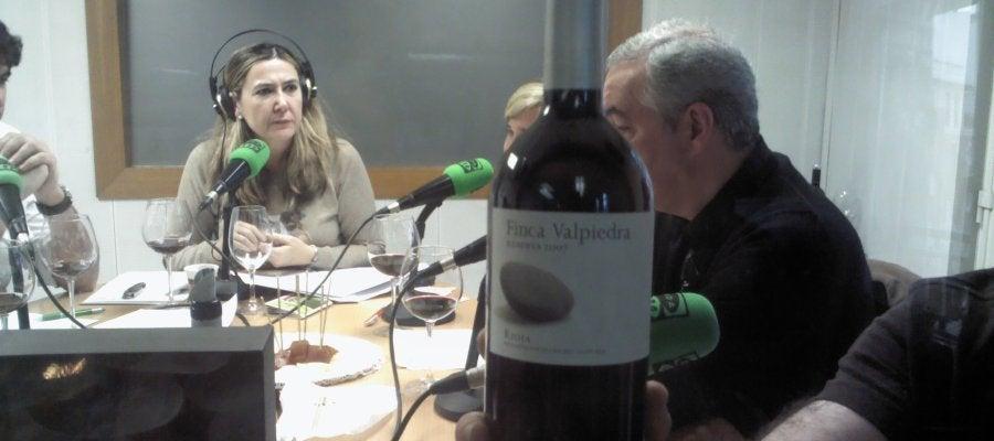 Finca Valpiedra Reserva 2007 en Gente de LA Rioja Gastronomía