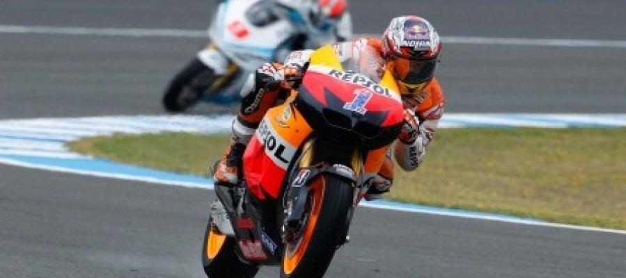 Casey Stoner en Jerez