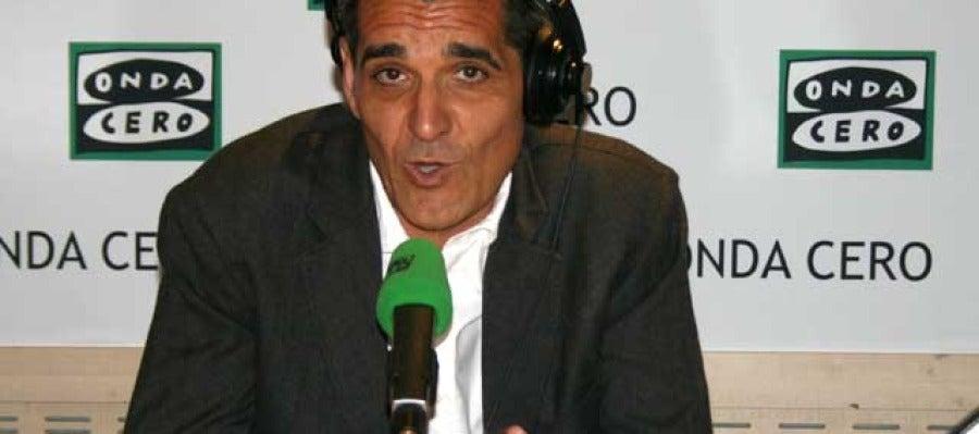 Javier Reyero en Onda Cero