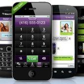 Blackberry y Windows Phone con Viber