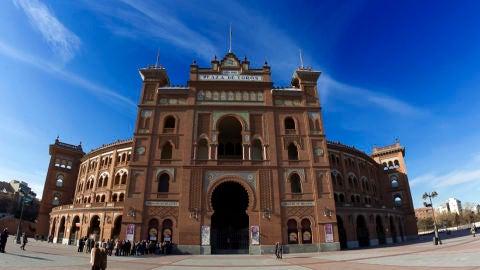 Plaza de toros de Las Ventas, Madrid.