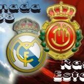 Jornada 38 Real Madrid - Mallorca