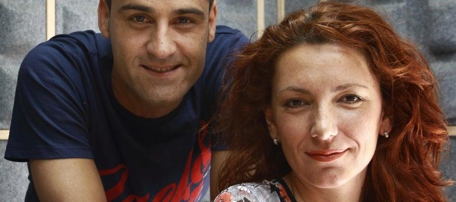Chema García y Susana Valdés.