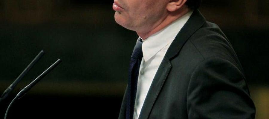 Alfred Bosch en el Congreso