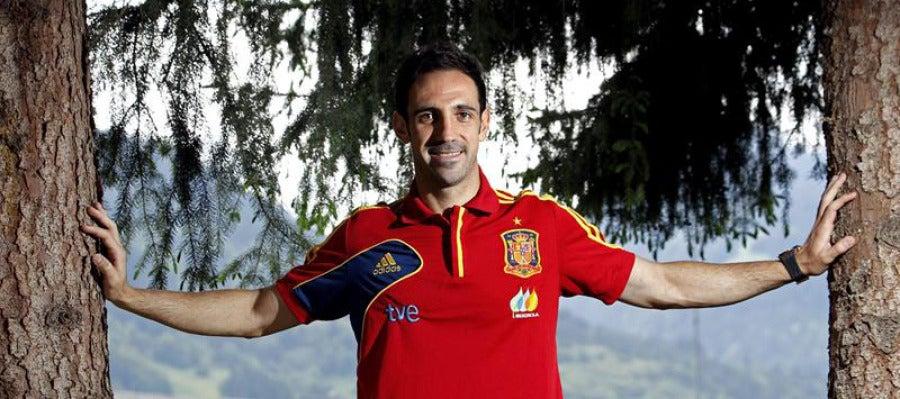 Juanfran, la principal novedad de Del Bosque para la Eurocopa