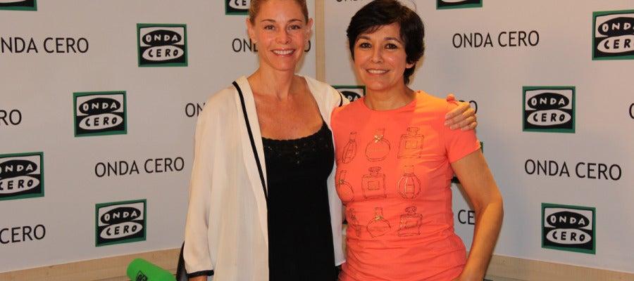 Belén Rueda e Isabel Gemio