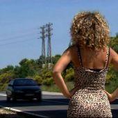 Imagen de archivo de prostitución en las carreteras