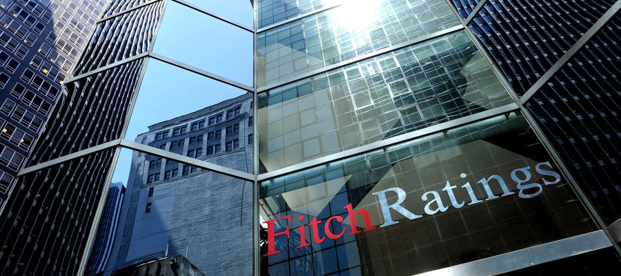 Oficinas de la agencia de calificación crediticia Fitch Ratings en Nueva York