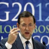 Mariano Rajoy en Los Cabos