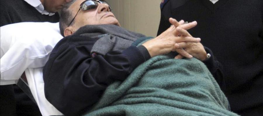El expresidente egipcio Hosni Mubarak (Archivo)