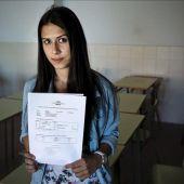 Lucia Cobarro Gálvez, mejor nota de selectividad