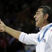 Sergio Scariolo, seleccionador nacional