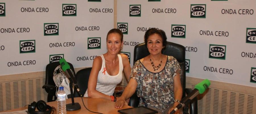 Sandra Ibarra e Isabel Gemio