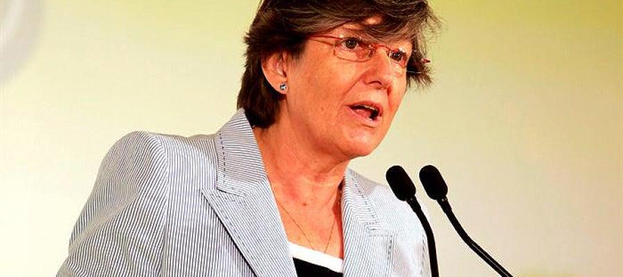 Laura Mintegi, candidata de Bildu a lehendakari