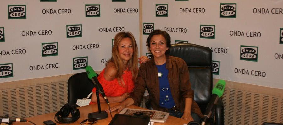Ana Obregón e Isabel Gemio