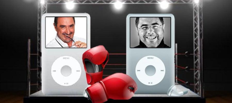 Guerra de ipods Herrera y Salas