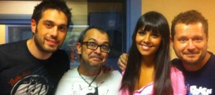 Dani Martínez, Arturo, Pedroche y El Mona