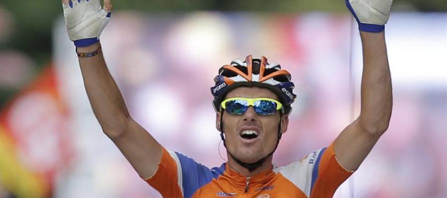 Luis León Sánchez gana la etapa 14 del Tour de Francia