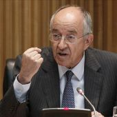El exgobernador del Banco de España Miguel Angel Fernández Ordóñez