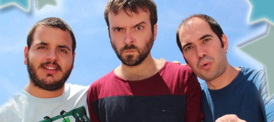 Eduard Pascual amb Raül Giró i Berenguer Costa