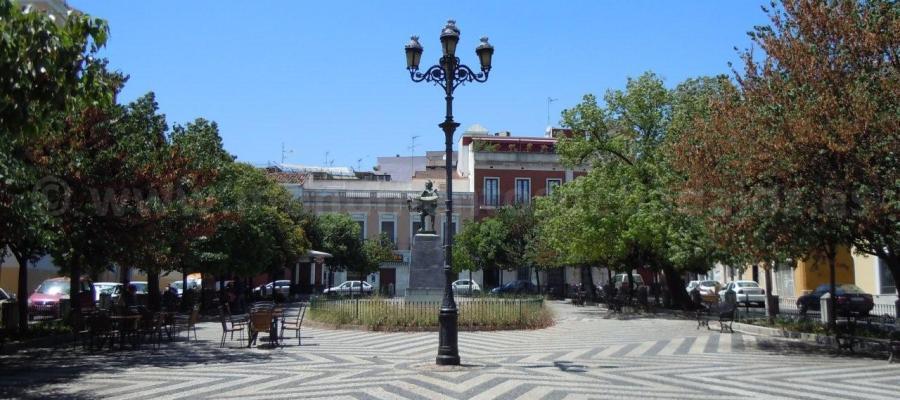 Plaza San Andrés