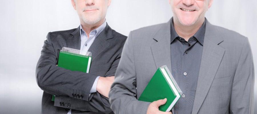 Javier Ares y Javier Ruiz Taboada. Temporada 2012/2013