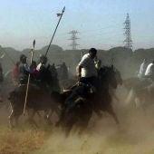 Torneo Toro de la Vega en Tordesillas