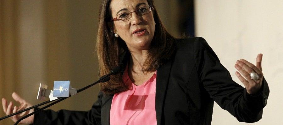 La portavoz del Grupo Socialista del Congreso, Soraya Rodríguez (Archivo)