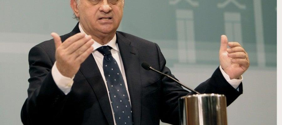 El ministro del Interior, Jorge Fernández Díaz (Archivo)