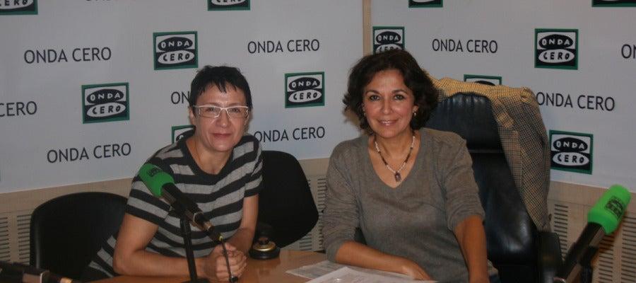 Blanca Portillo e Isabel Gemio