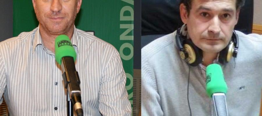 Fernando Burgos y Alfredo Martínez