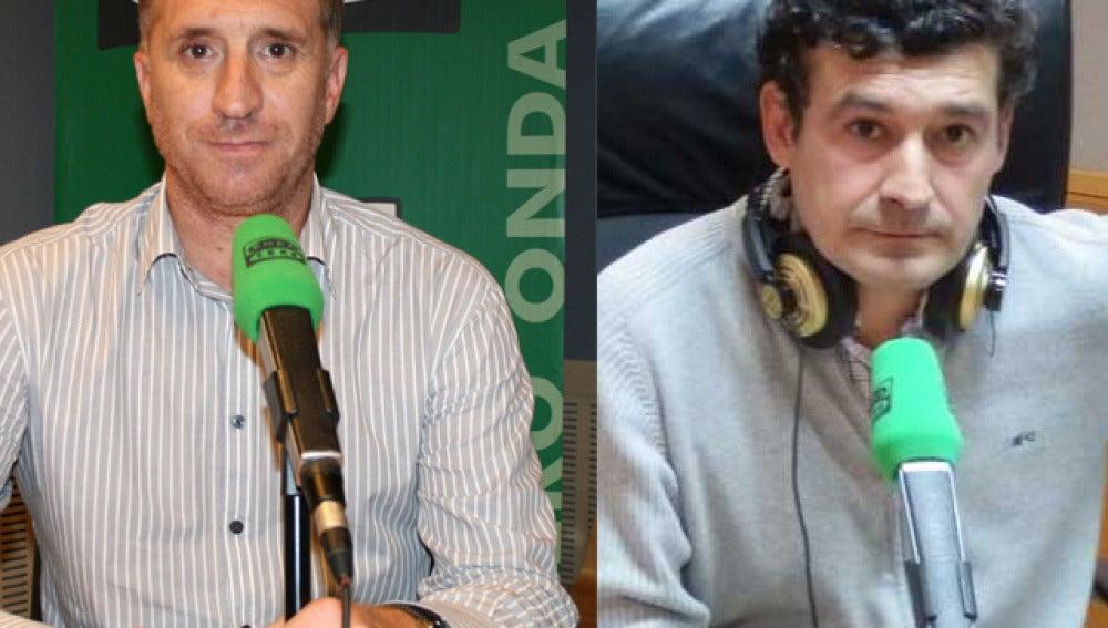 Fernando Burgos y Alfredo Martínez (Montaje)