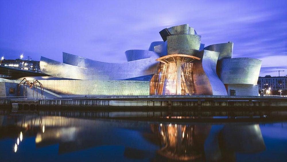 El reflejo del Guggenheim