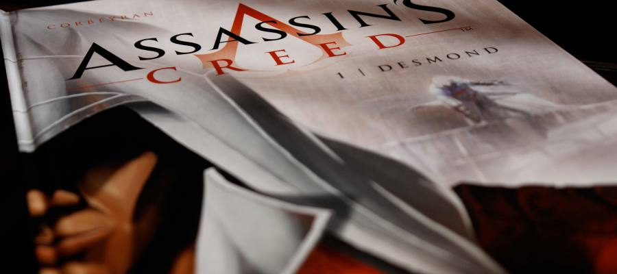 Portada de 'Assassin's Creed: Desmond' que publica Planeta DeAgostini Cómic.