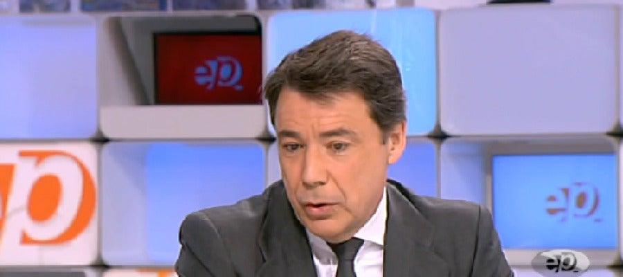 Ignacio González en Espejo Público
