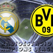 Escudos Real Madrid - Borussia Dortmund