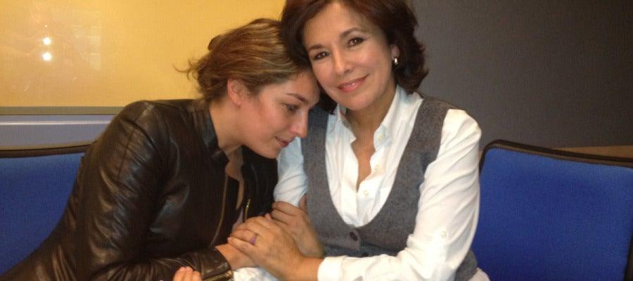 Estrella Morente e Isabel Gemio