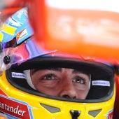 Alonso, en la clasificación de Brasil