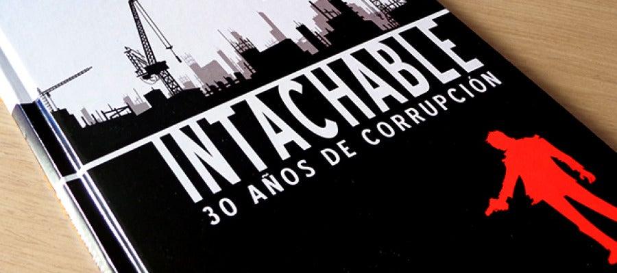 Portada del Intachable de Víctor Santos.