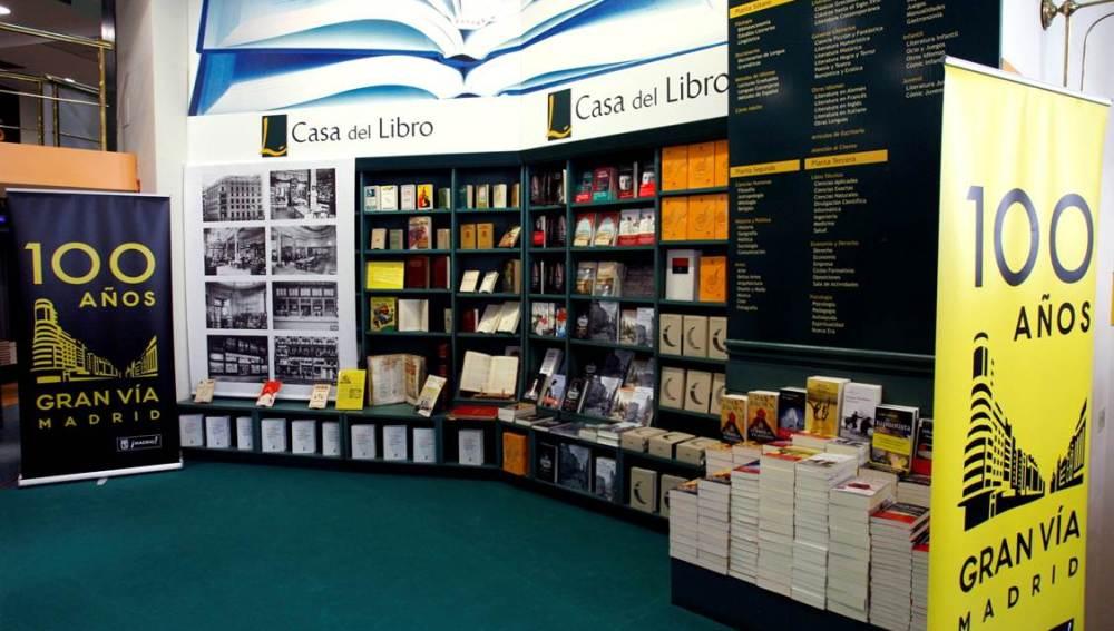 La Casa del Libro de Madrid, en el Día de las Librerías