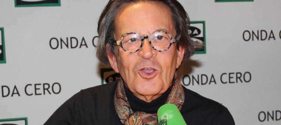 Josemi Rodríguez Sieiro en Onda Cero, diciembre de 2012
