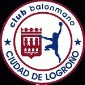 Escudo balonmano Ciudad de Logroño