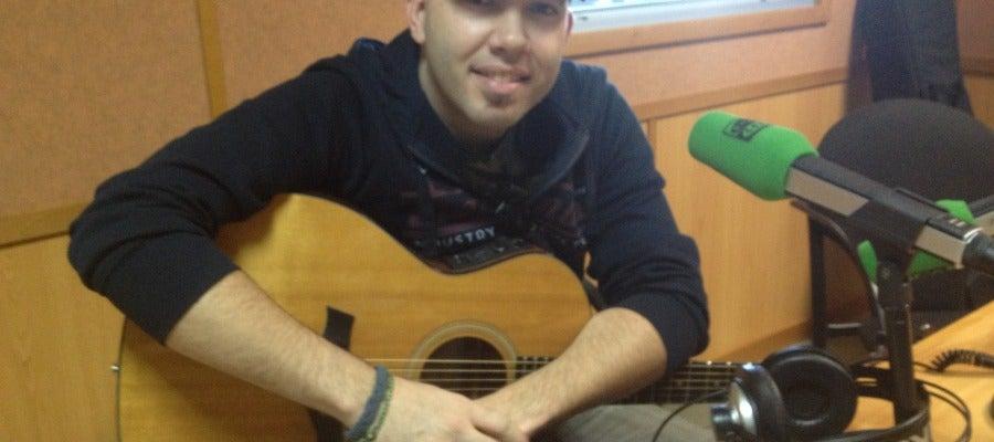 Compositor canario Javier Brichis