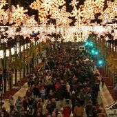 Granada en navidad